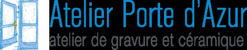 PORTE D'AZUR - Atelier de gravure et céramique